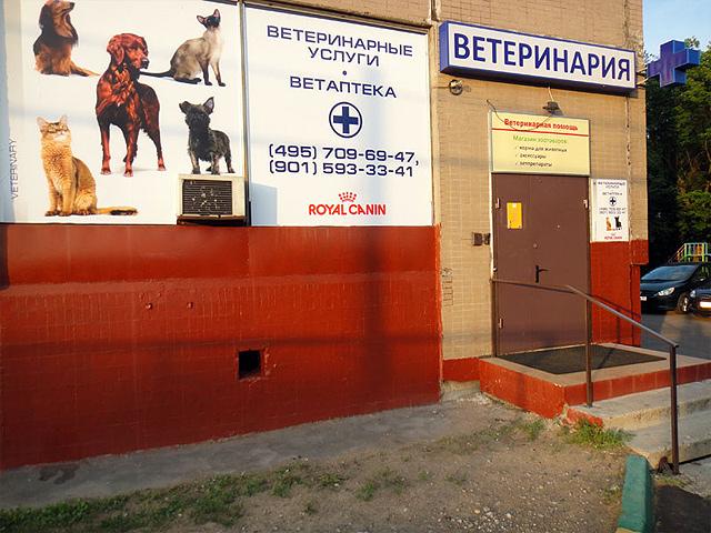 Клиника Велес-Текстильщики весь спектр ветеринарных услуг