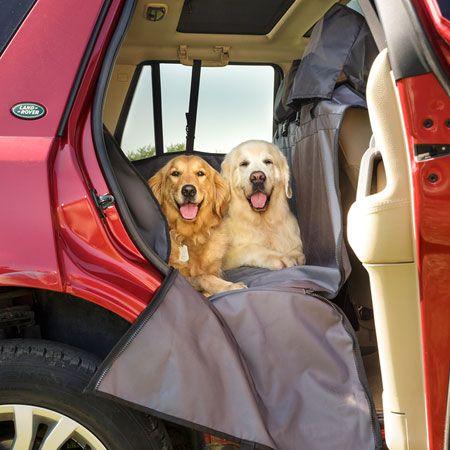 Автогамак в машину