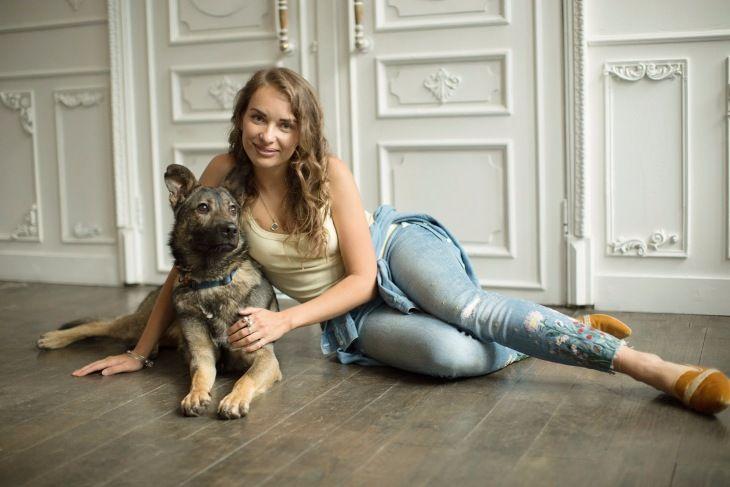 Весельчак-пёс Бруклин в хорошие руки